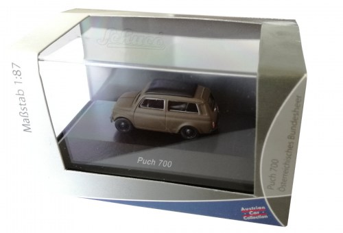 Modell Puch 700